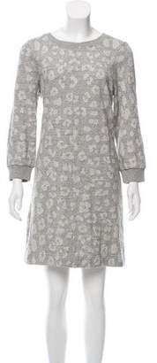 Marc by Marc Jacobs Long Sleeve Knit Dress