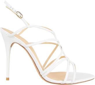 Alexandre Birman Emma 100 Leather Sandals