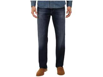 Mavi Jeans Zach Classic Straight in Dark Brushed Williamsburg