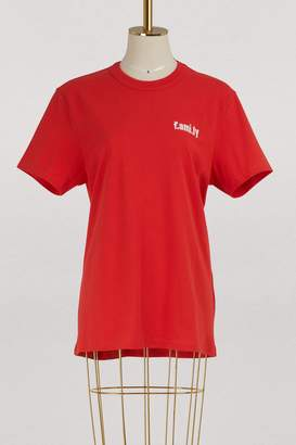 Ami Cotton f.ami.ly T-shirt