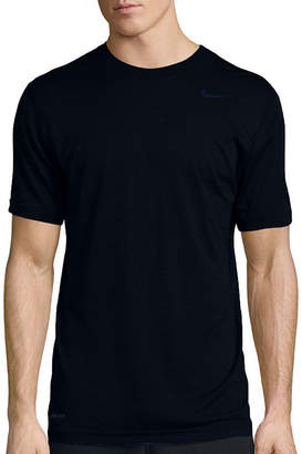 Nike Dri-Fit Touch Short Sleeve Top