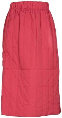 Jil Sander 3/4 length skirts