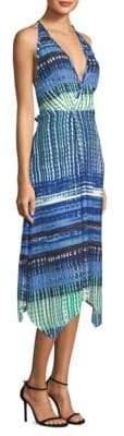 Printed Elia Dress