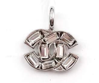 Chanel Silver Metal Bracelet
