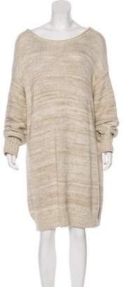 Acne Studios Knee-Length Knit Dress