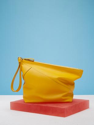 Origami Wristlet Handbag $398 thestylecure.com