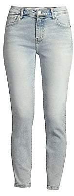 Current/Elliott Women's Caballo High-Waist Stiletto Ankle Jeans