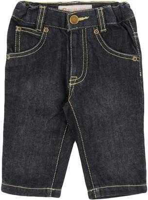 Small Paul by PAUL FRANK Denim pants - Item 42563783KH