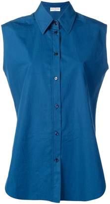 Sonia Rykiel pointed collar shirt