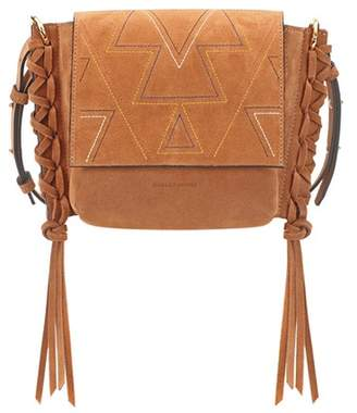 Isabel Marant Kleny suede shoulder bag