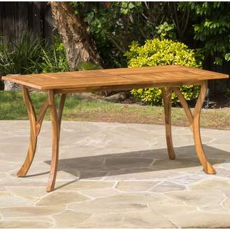 Beachcrest Home Coyne Dining Table