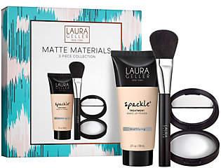 Laura Geller Matte Materials 3-piece Kit