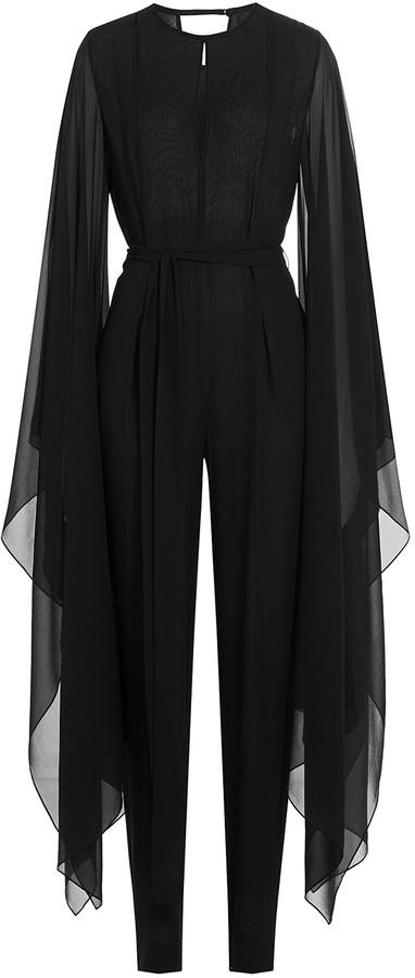 Emilio Pucci Silk Jumpsuit