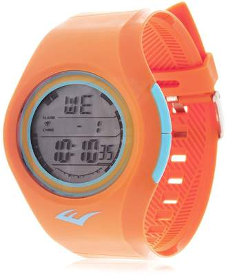 Everlast Women's EVWF015NO Orange Rubber Watch