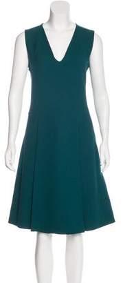 Marni Wool Sleeveless Dress