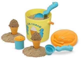 Carter's Melissa & Doug Speck Seahorse Sand Ice Cream Set
