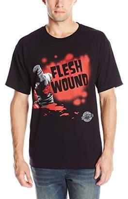 Liquid Blue Men's Monty Python Flesh Wound T-Shirt