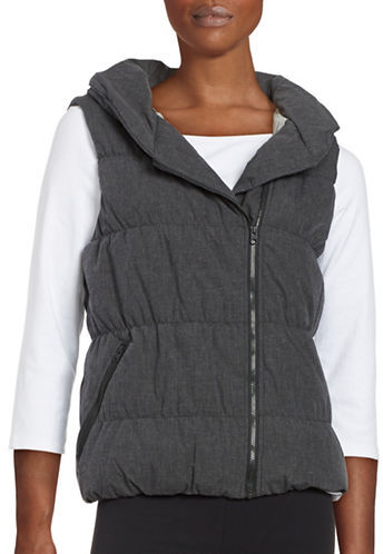 Bench Bench Hooded Quilted Puffer Vest