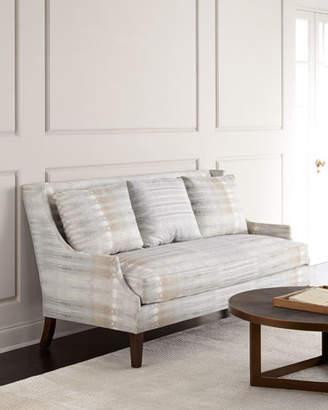 John-Richard Collection Carol Benson-Cobb by Scoop-Arm Sofa