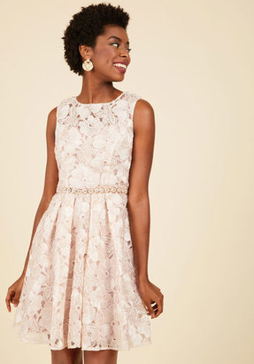 Decode 1.8 Applause of Nature Lace Dress $175 thestylecure.com