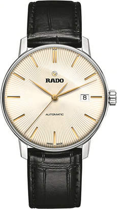 Rado R22860105 Coupole Classic rose gold watch