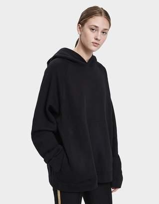 Katharine Hamnett Rick Oversize Sweatshirt in Black