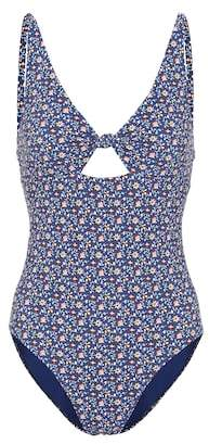 55dc5bfc3a Tory Burch Blue One Piece Swimsuits - ShopStyle