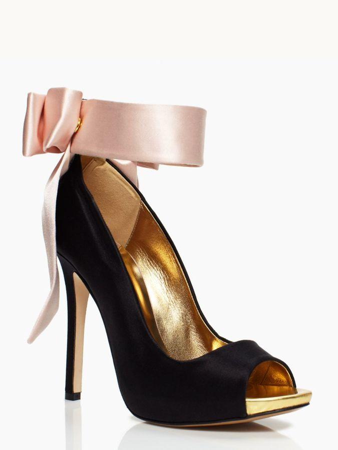 Kate Spade GRANDE BOW heels