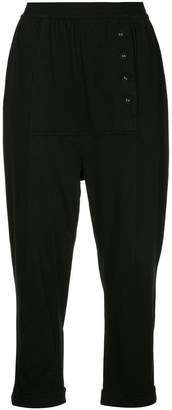 Taylor knit Relief trousers