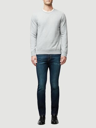 Frame French Terry Long Sleeve Crew Neck
