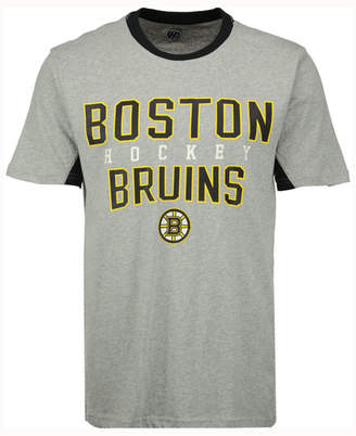 G-iii Sports Men's Boston Bruins Hands High Cut Back T-Shirt