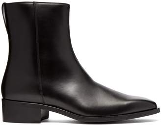 Stella McCartney Faux-leather ankle boots