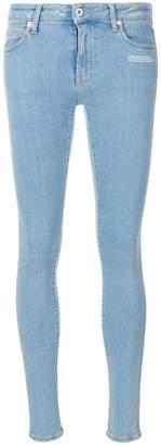 Off-White skinny 5 pockets jeans