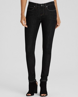Eileen Fisher Skinny Jeans in Vintage Black $178 thestylecure.com