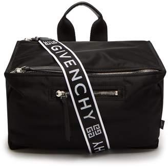 Givenchy Logo-print messenger bag