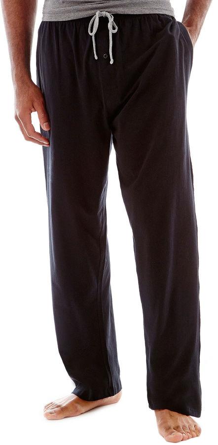 Hanes 2 pk Knit Pajama Pants Big & Tall ShopStyle