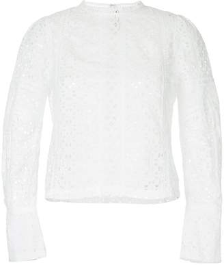 Aula embroidered blouse