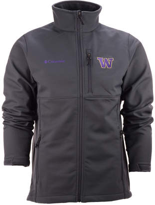 Columbia Men's Washington Huskies Ascender Softshell Jacket