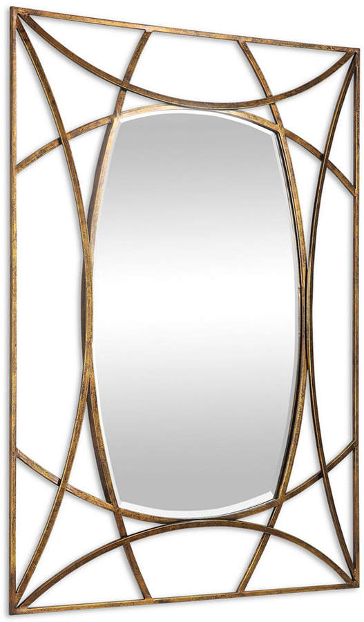 Uttermost Abreona Metallic Gold Mirror