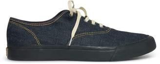 Ralph Lauren Norfolk Denim Sneaker