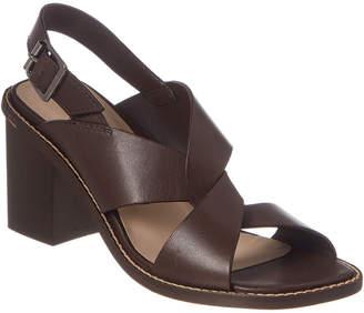 Tahari Nikola Leather Sandal