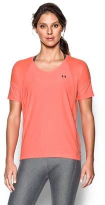 Under Armour Orange 'Got Game' Twist T-Shirt