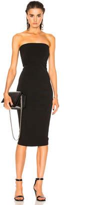Rick Owens Strapless Dress