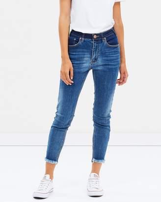 One Teaspoon Freebirds II High Waist Skinny Jeans