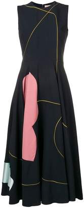 Roksanda printed midi dress