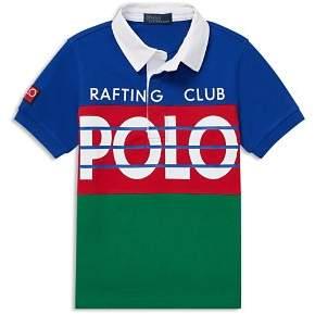 Ralph Lauren Boys' Rafting Club Polo - Little Kid