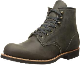 Red Wing Shoes Men's Blacksmith Work Boot, Charcoal Rough Tough