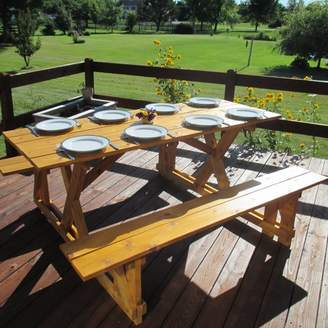 Loon Peak Macdonald EZ-Access Picnic Table