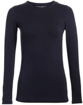 Majestic Filatures Soft Touch Long-Sleeve Tee