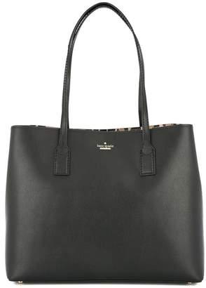 Kate Spade wide shaped tote bag